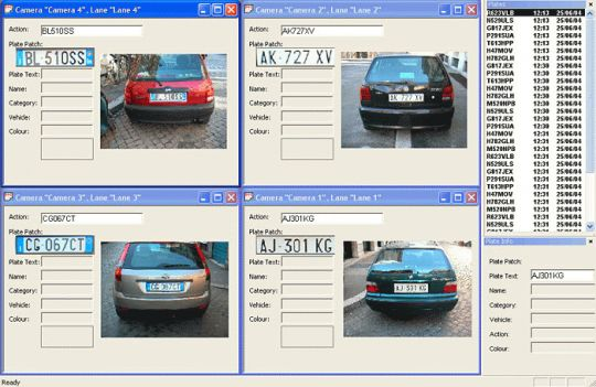Intertraff Parking Manager Screenshot