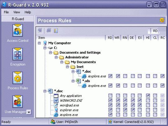 R-Guard Screenshot