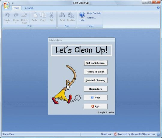 Let's Clean Up! 2005 Screenshot