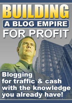 Building a Blog Empire for Profit Screenshot