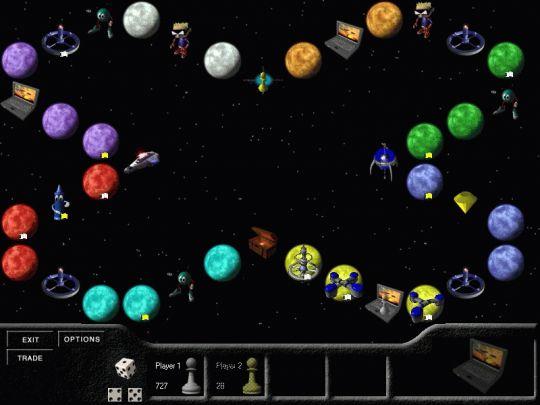 Space Tycoon Screenshot