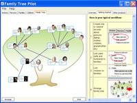 Family Tree Pilot Screenshot
