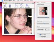 Red Eye Pilot for Mac Screenshot