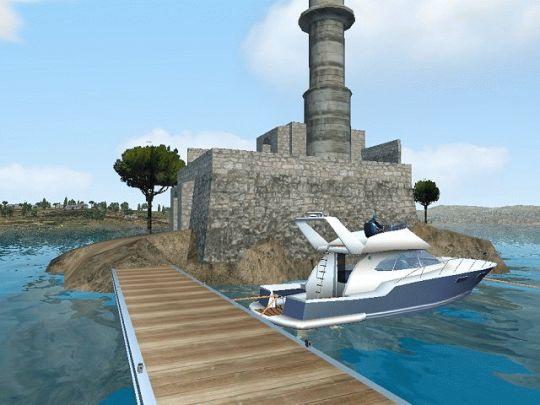 Virtual Sailor Screenshot