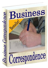 Business Correspondence - How To Write A Business Letter Screenshot