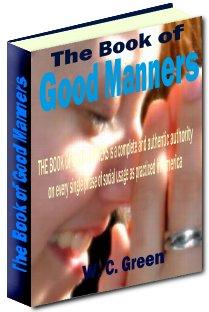 The Book of Good Manners Screenshot