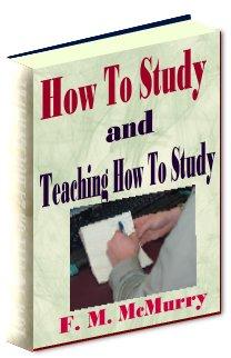 How to Study and Teaching How to Study Screenshot