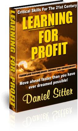 Learning For Profit Screenshot