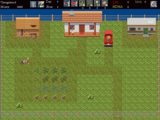 Dope Farmer Screenshot