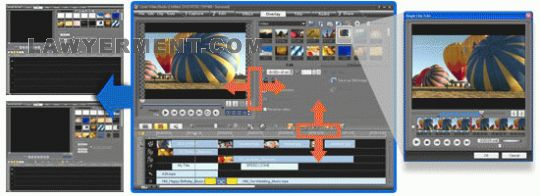 Corel VideoStudio X2 Screenshot