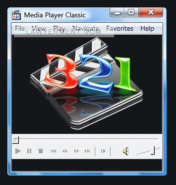 Media Player Classic (Windows 98/ME) Screenshot