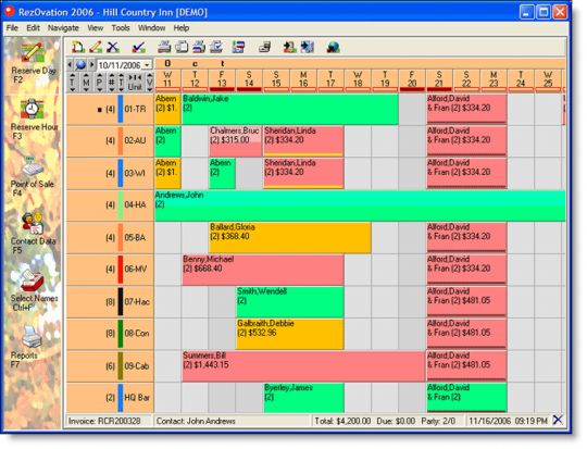 RezOvation Screenshot