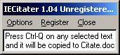 IECitater Screenshot