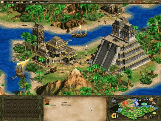 Age of Empires II: The Conquerors Expansion Screenshot