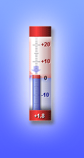 Desktop Thermometer Screenshot