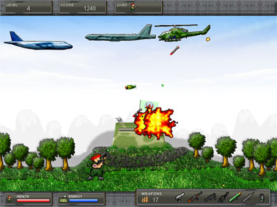 Air Invasion Screenshot