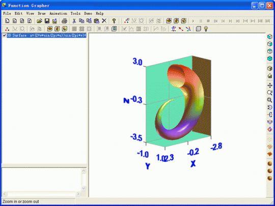 Function Grapher Screenshot