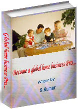 Become A Global Home Business Pro eBook Screenshot