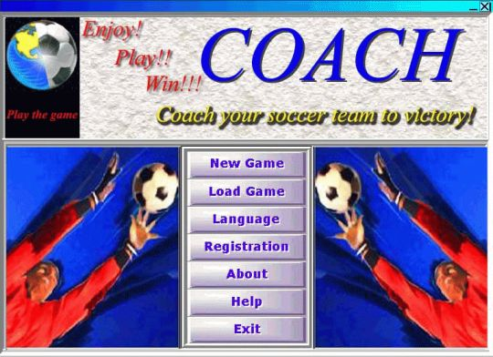 ActualCoach Serie A Manager Screenshot