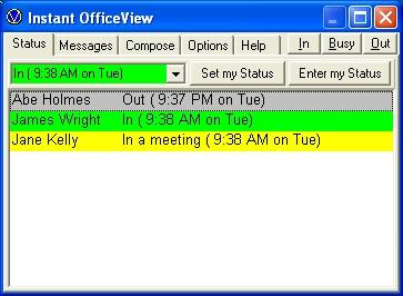 Instant OfficeView Screenshot