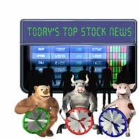 Multi Zone Promotional Clock Screenshot