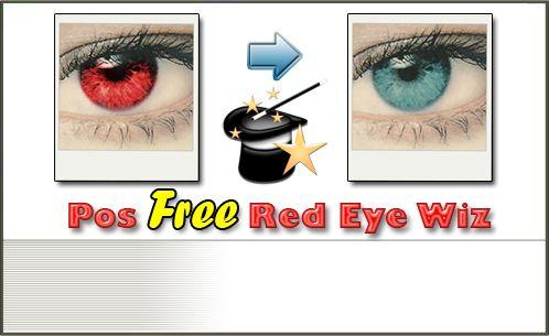 Pos Free Red Eye Wiz Screenshot