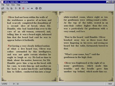 Anytexto Screenshot