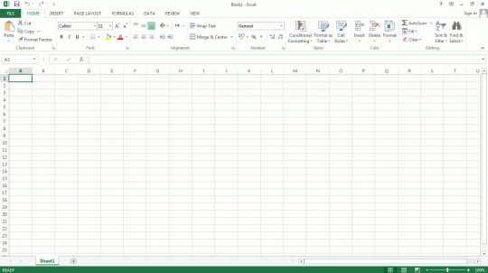 Microsoft Office Home and Student Screenshot