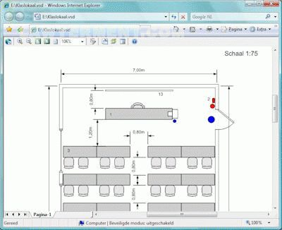Visio 2007 Viewer Screenshot