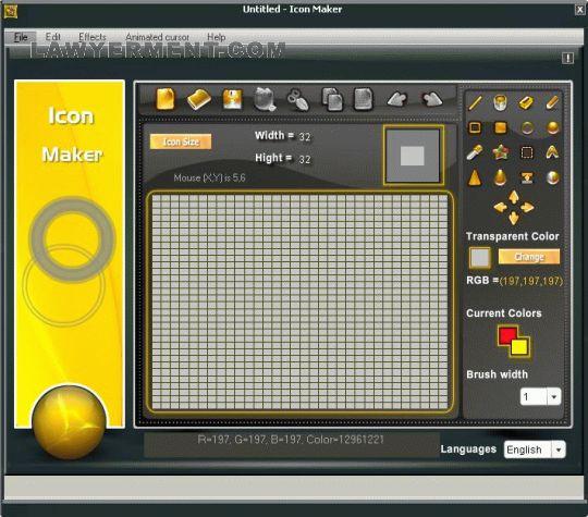 SoftwareMile Icon Maker Screenshot