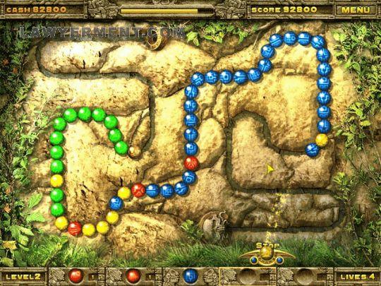 Amazon Adventure Screenshot