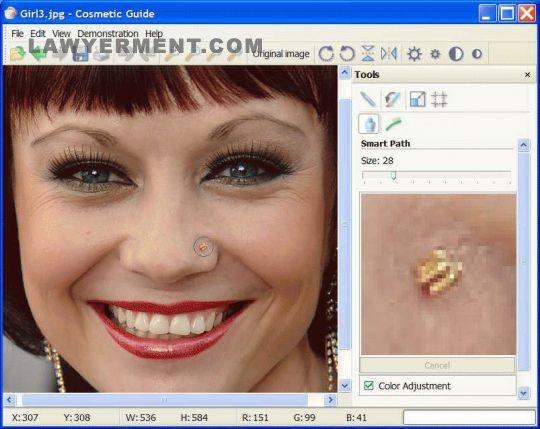Cosmetic Guide Lite Screenshot