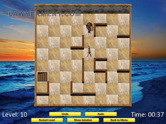Theseus and the Minotaur Screenshot