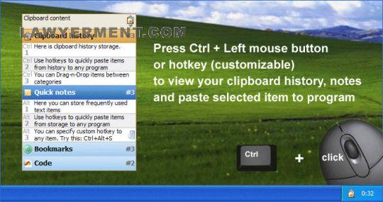 Visual Clipboard Pro Screenshot