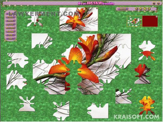 Real Jigsaw Puzzle Screenshot
