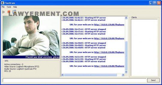 FlashCam Screenshot
