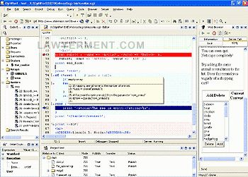 OptiPerl Screenshot