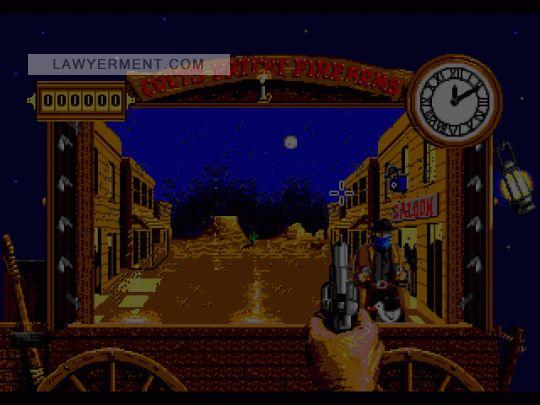 Back to the Future 3 Screenshot