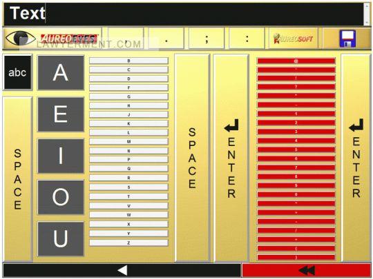 AureoEyes English Version Screenshot
