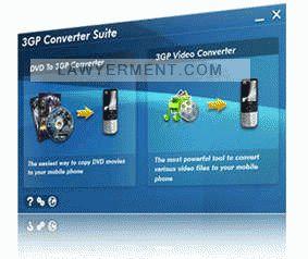 3GP Converter Suite Screenshot