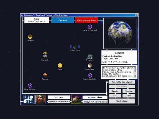 Smugglers 3 Screenshot