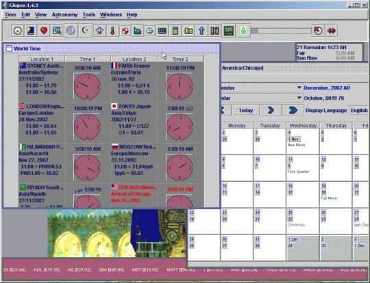 PlexGlobe Screenshot