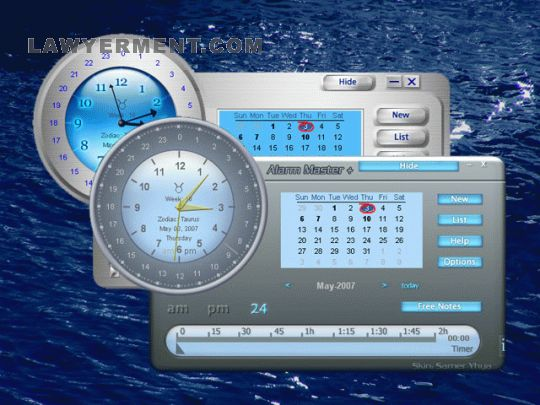 Alarm Master Plus Screenshot
