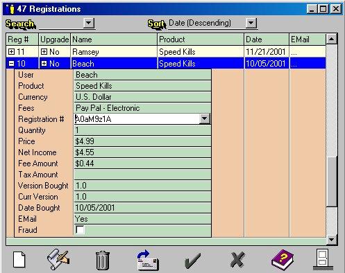 Userbase Screenshot