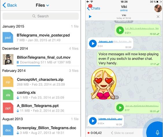 Telegram Screenshot