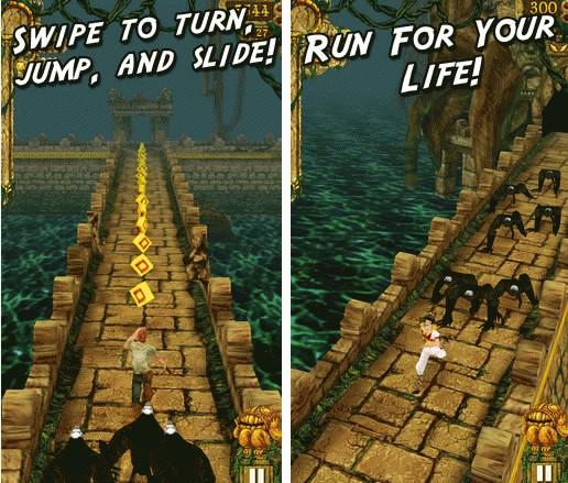 Temple Run Screenshot