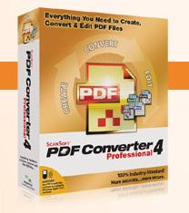 PDF Converter Professional Screenshot