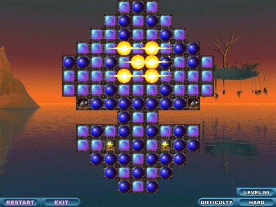 Solid Spheres Deluxe Screenshot