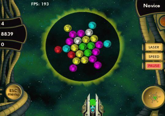 Star Collapse Screenshot