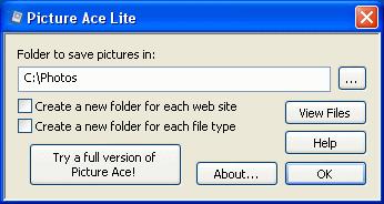 Picture Ace Lite Screenshot